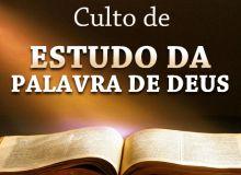Culto de Estudo