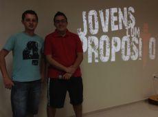 Retiro deJovens- UNÇÃO E PODER (08,09 e 10 de fevereiro 2013)
